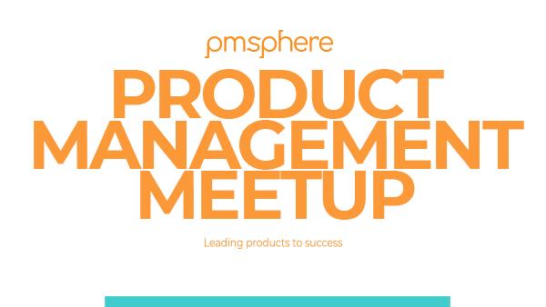 Product Management Meetup (IL)