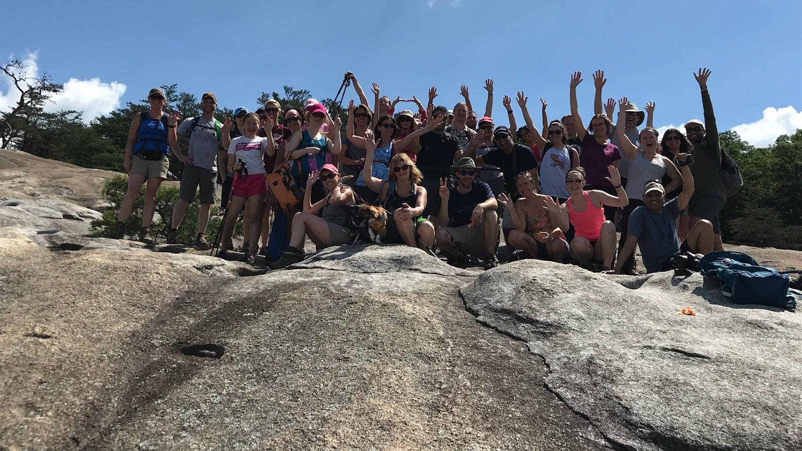 Charlotte Piedmont Hiking Club
