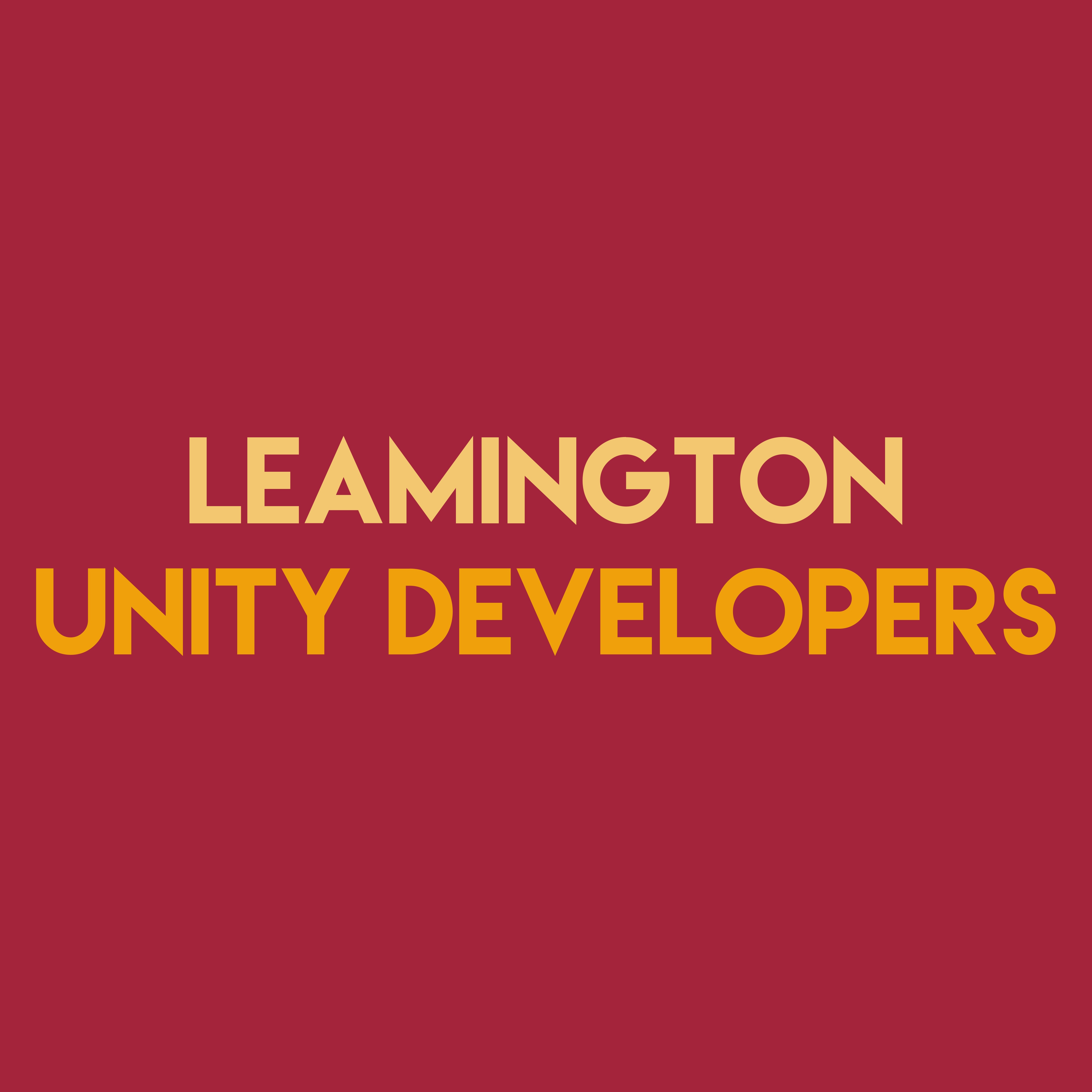 Past Events   Leamington Unity Developers (Leamington Spa