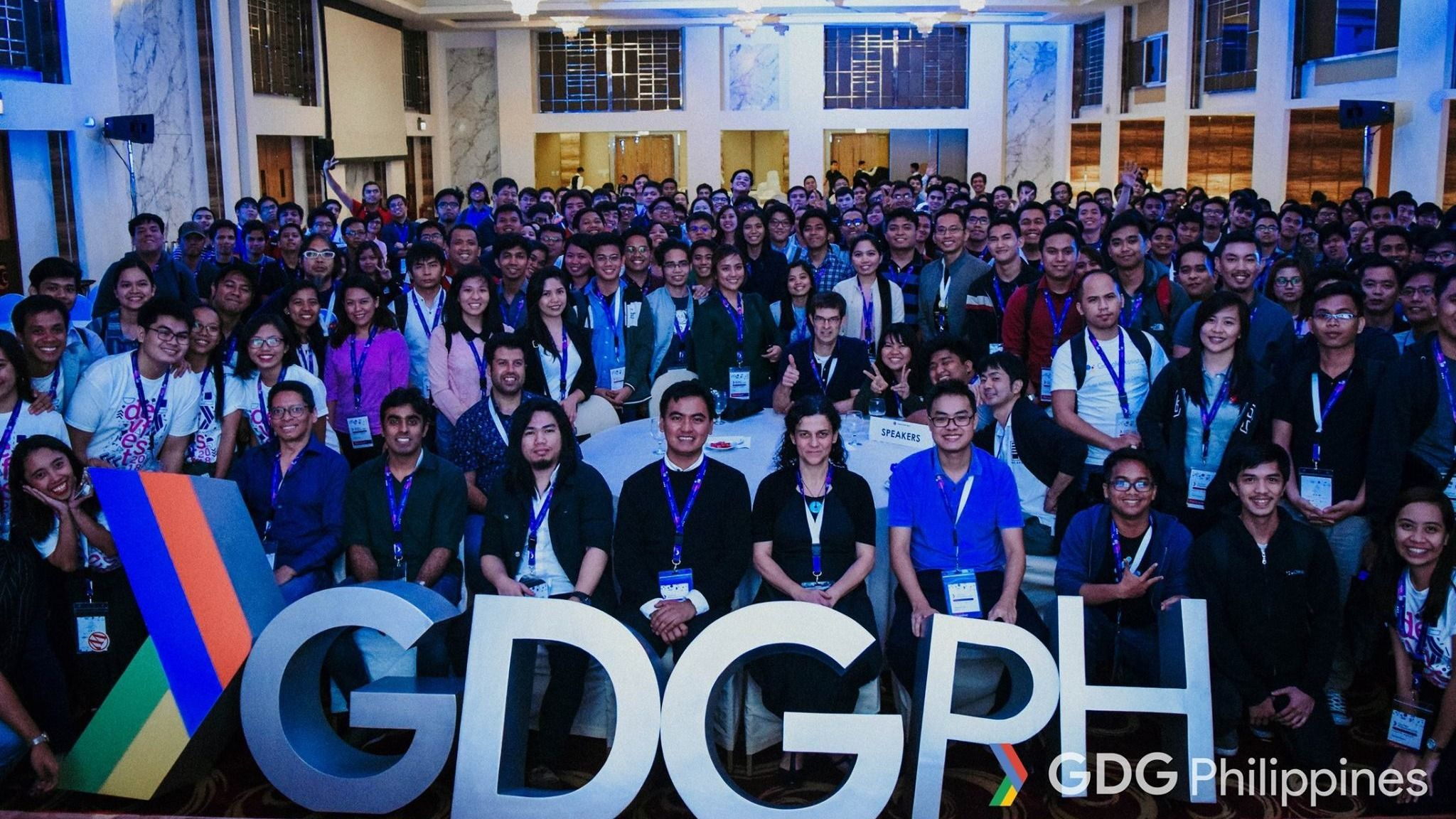 Google Developer Group (GDG) Philippines