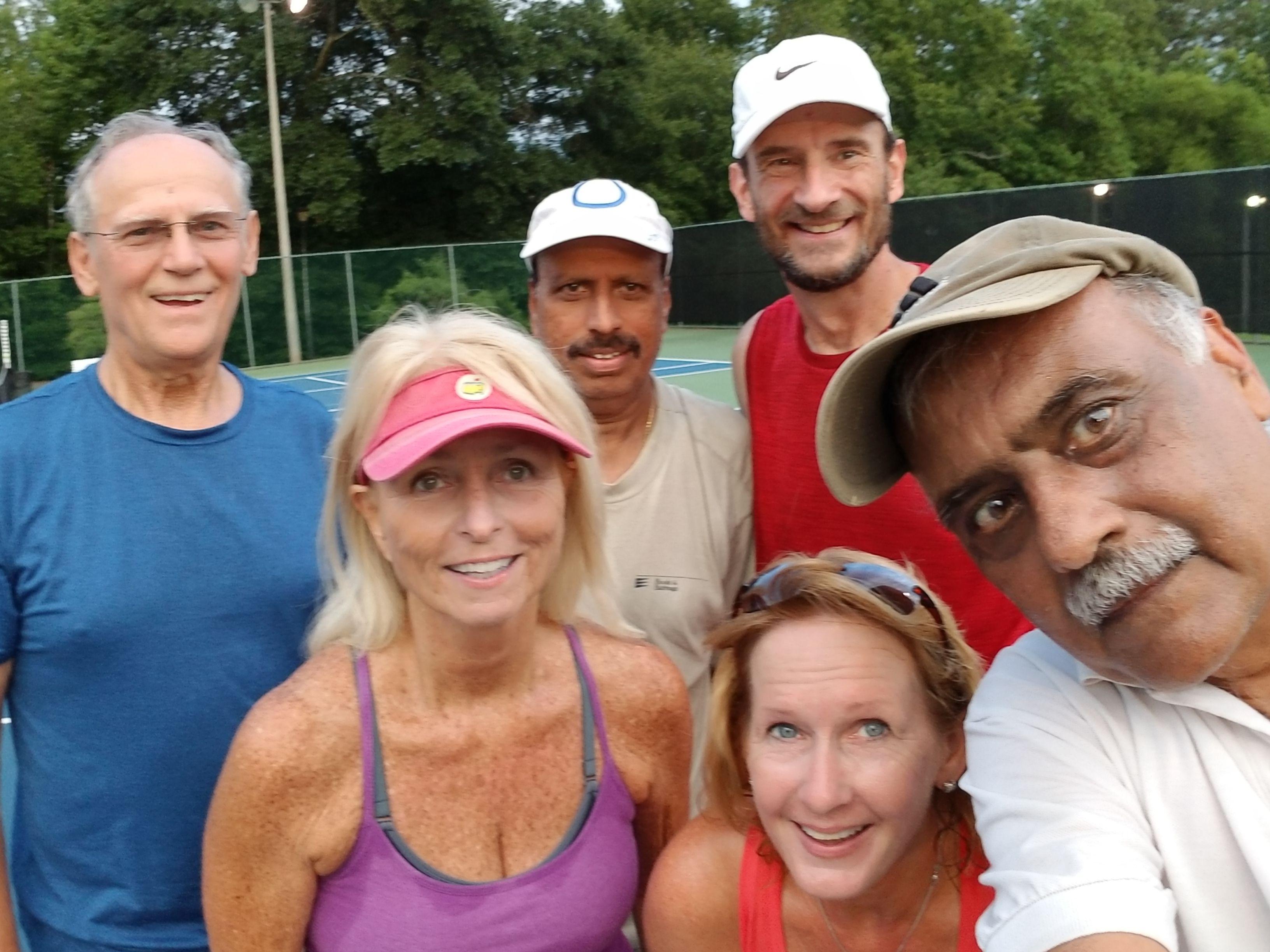 Roswell/Alpharetta Mixed Doubles Tennis - 3.5-4.0