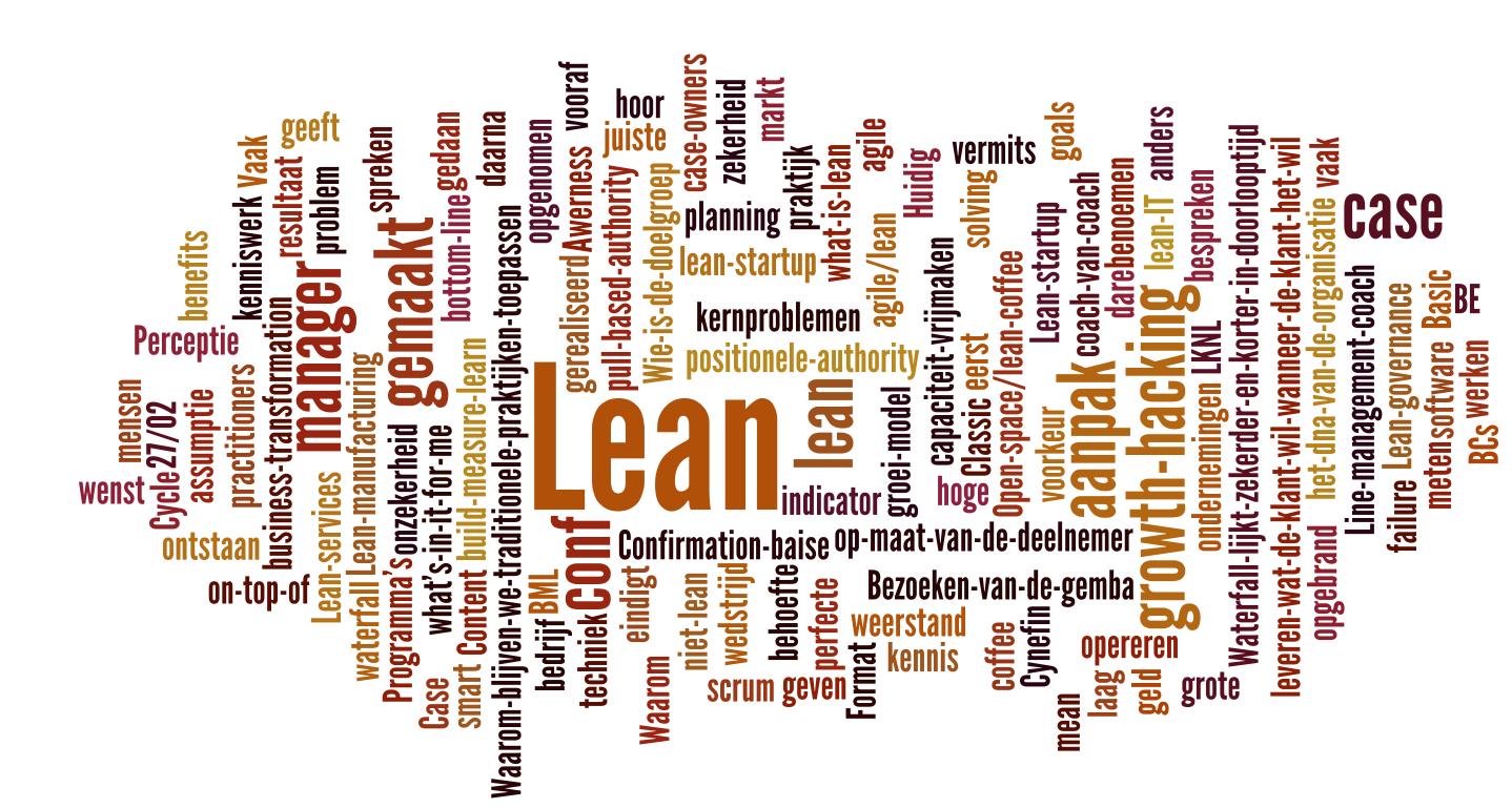 Lean Coffee@Gent
