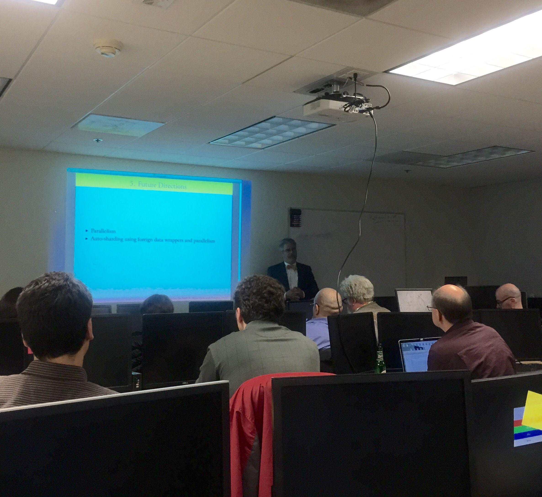 Chicago PostgreSQL Meetup Group