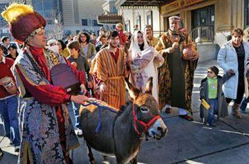 Imagenes Tres Reyes Magos Gratis.La Fiesta De Los Tres Reyes Magos Gratis Para Toda La