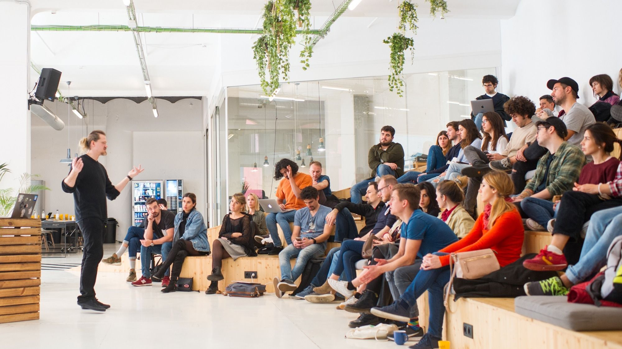 Ironhack Lisbon: Coding & UX Design School