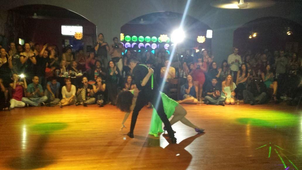IDance Salsa-Tango-Ballroom-Kizomba-Swing & Country in Okc