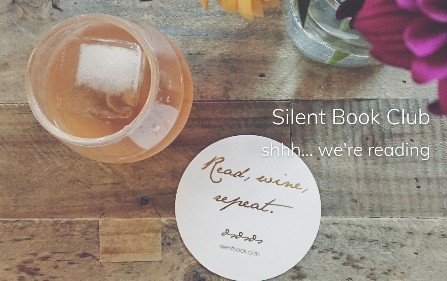 Silent Book Club - Sacramento Chapter