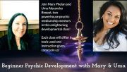 Photo for Beginner Psychic Development Circle with Mary and Uma October 17 2019