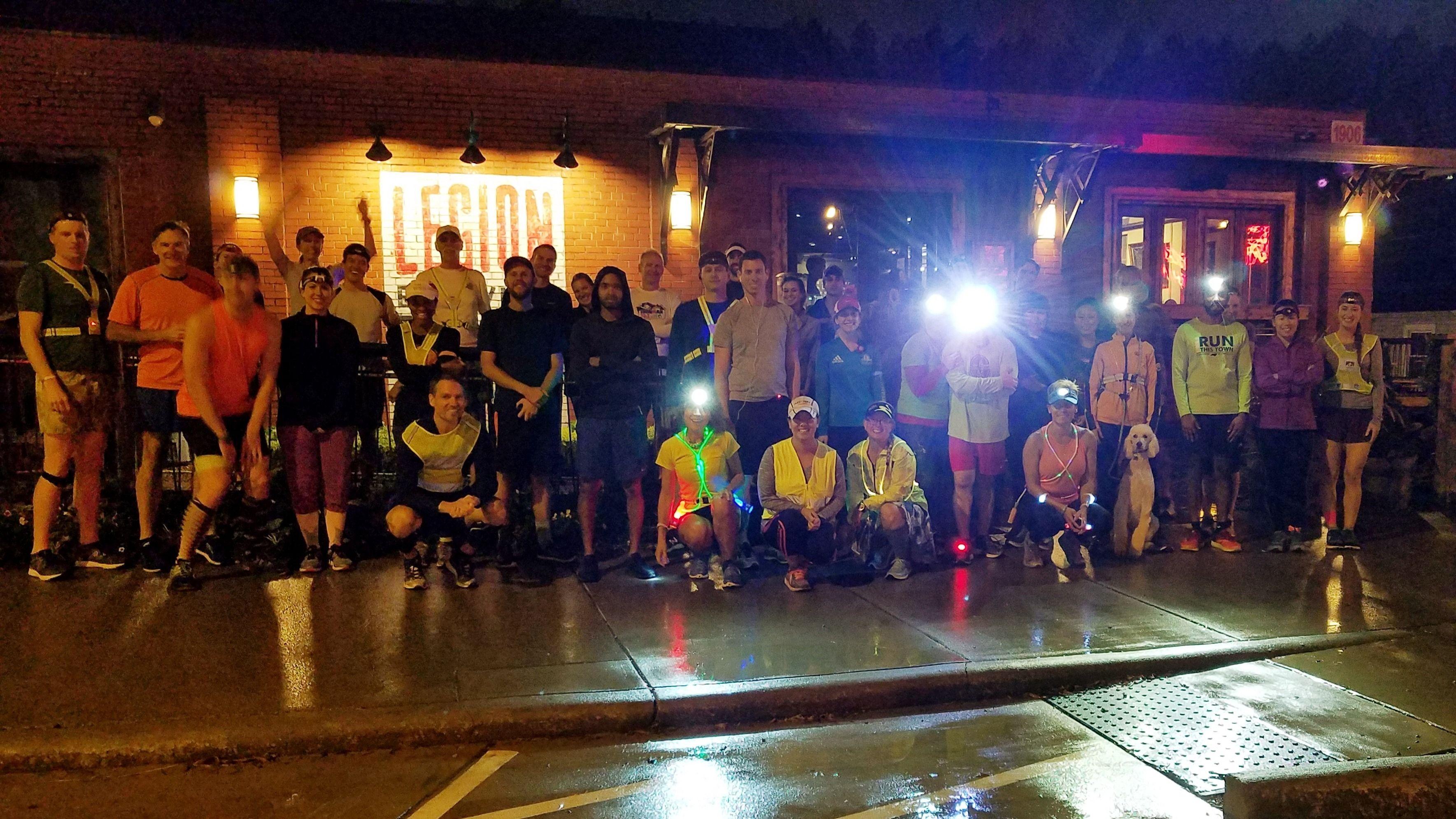Charlotte Runners