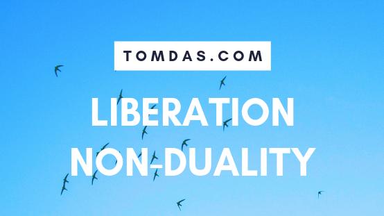 Tom Das Liberation Non-Duality