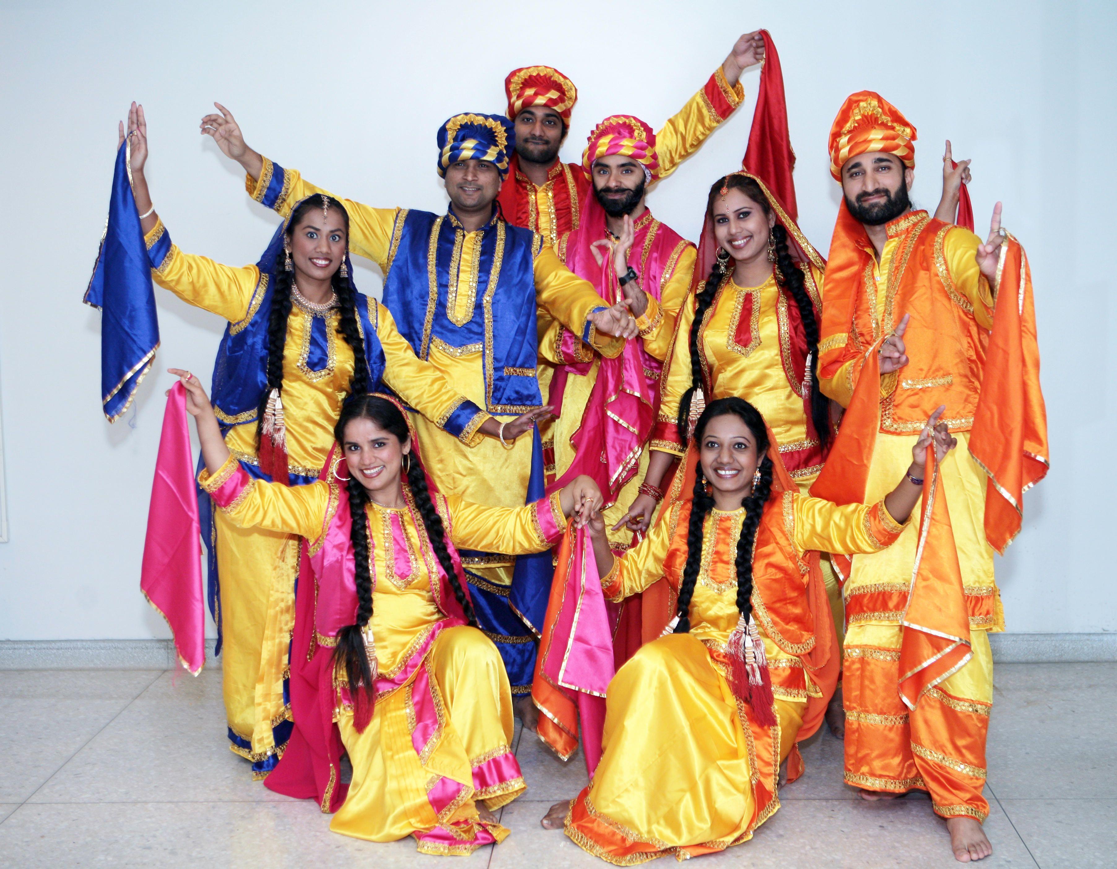 NYC Bhangra   Spreading Joy & Awareness Through Dance
