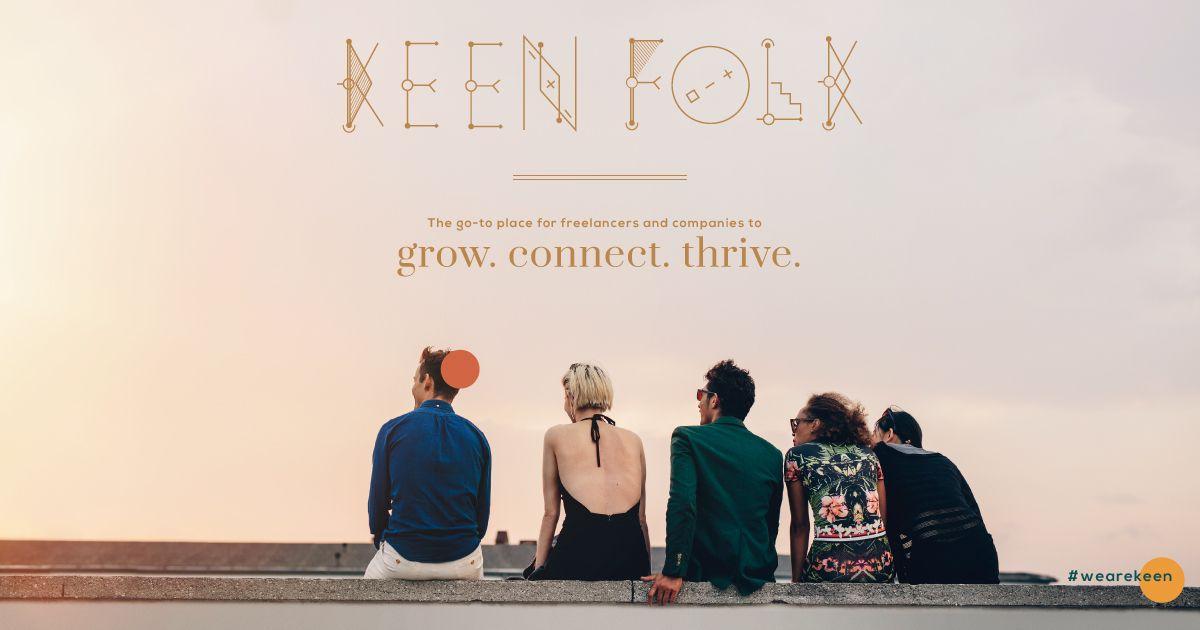 Keen Folk - IT Freelance Community