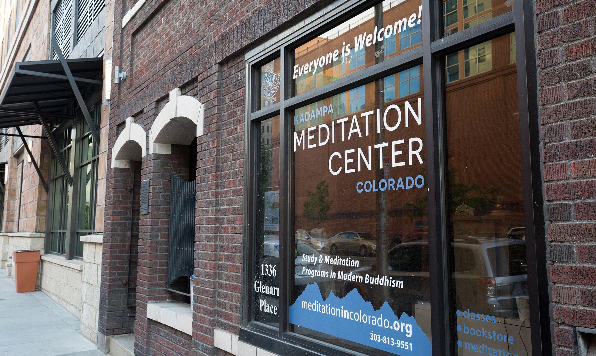 Meditation & Buddhism in Denver