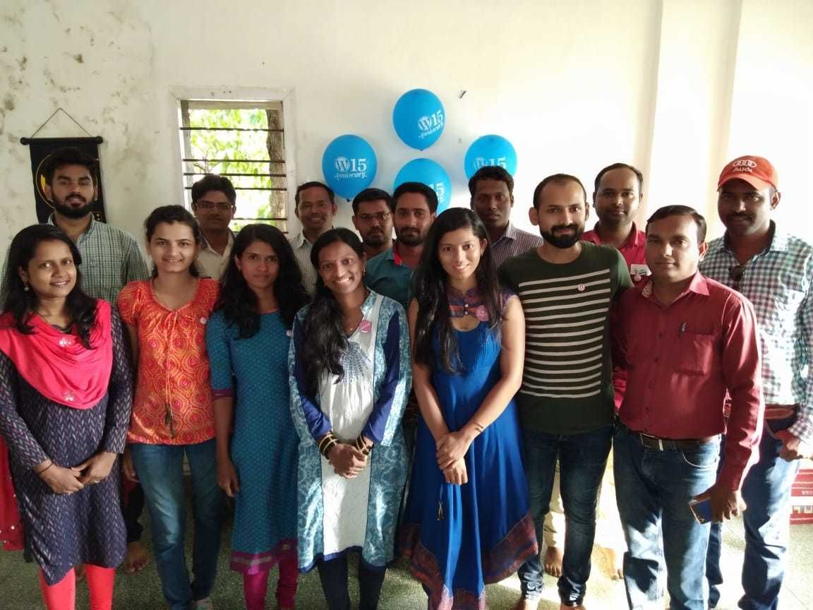 WordPress Enthusiasts in Kolhapur
