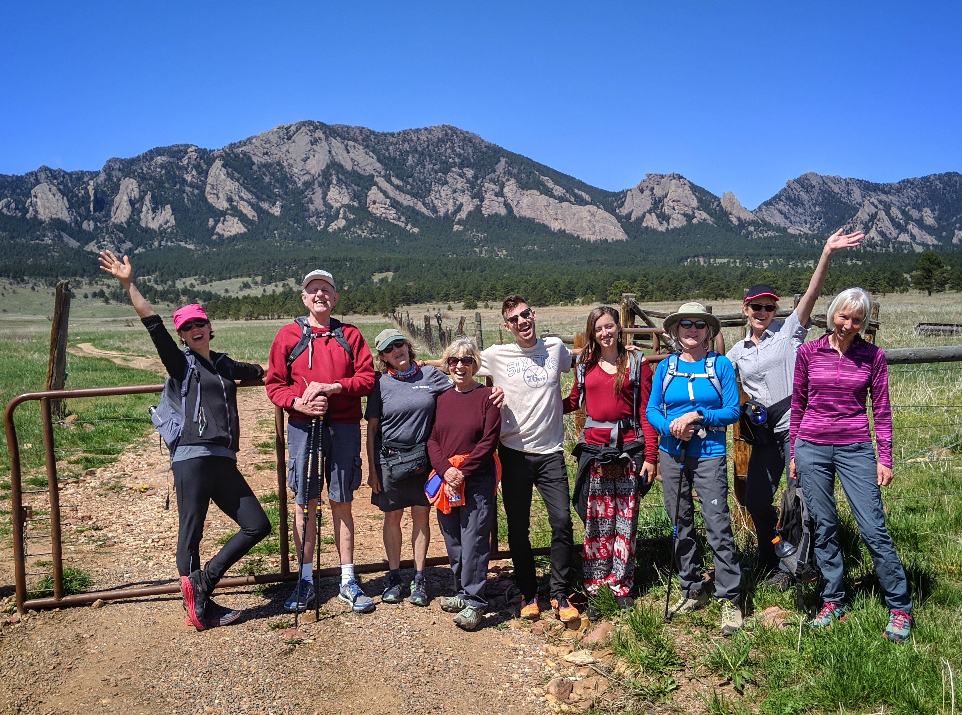 Boulder Ramblers