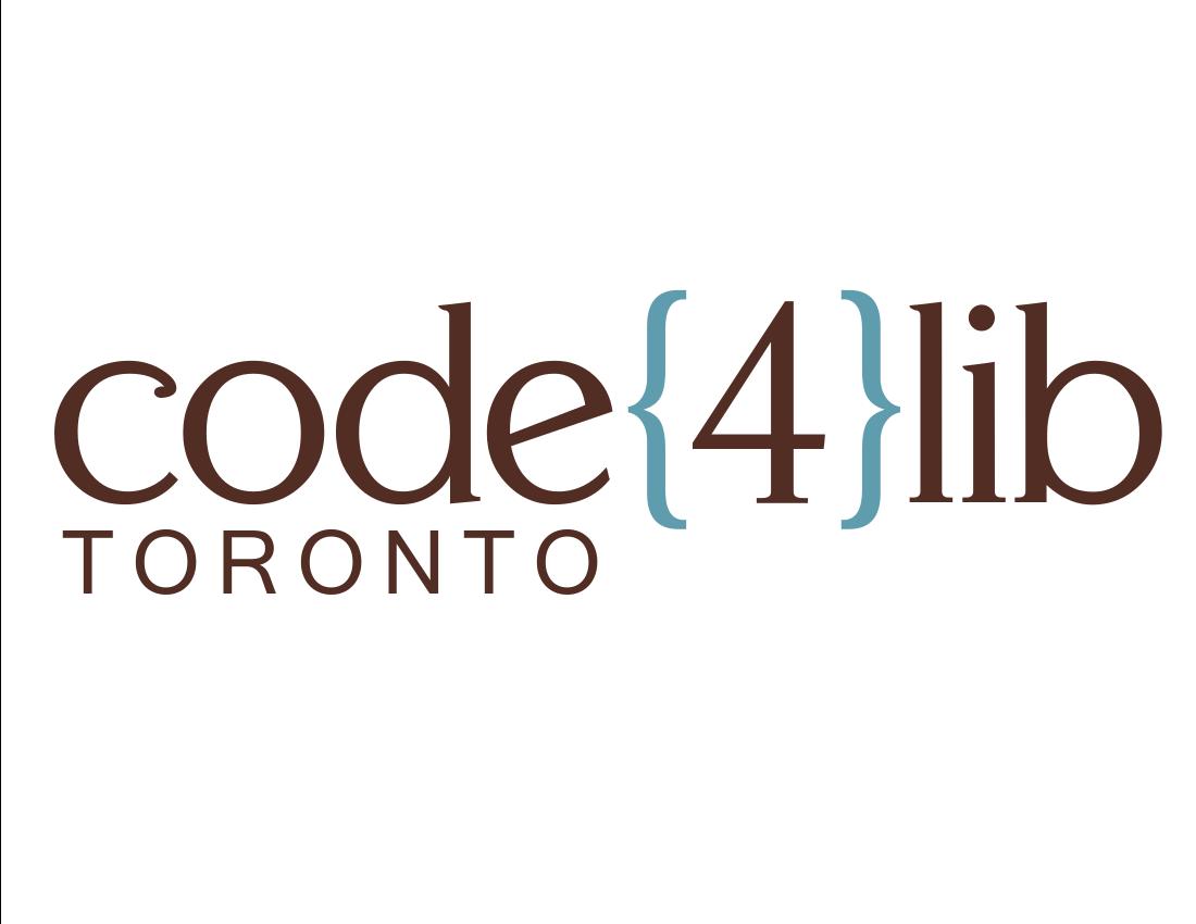 code4lib Toronto