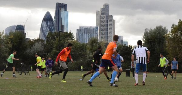 Terrible Football (London, United Kingdom) | Meetup