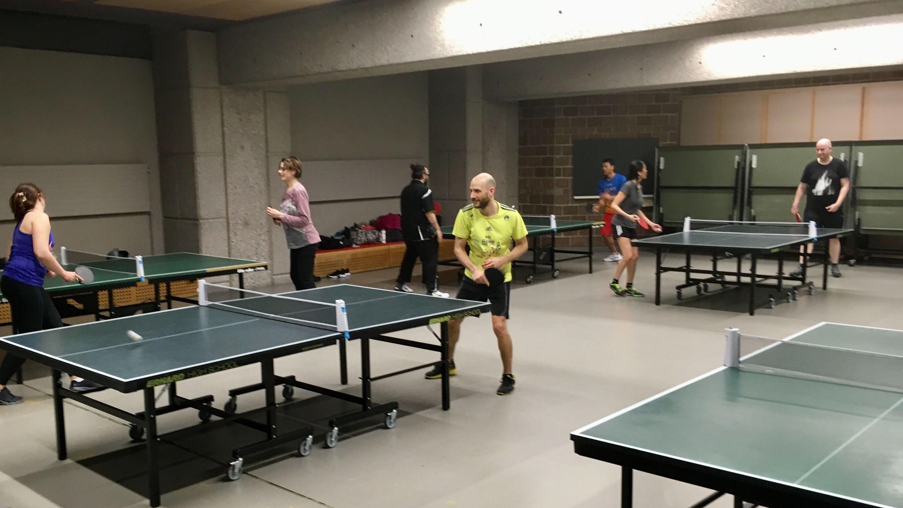 Thursday Ping Pong (Rive) - All levels