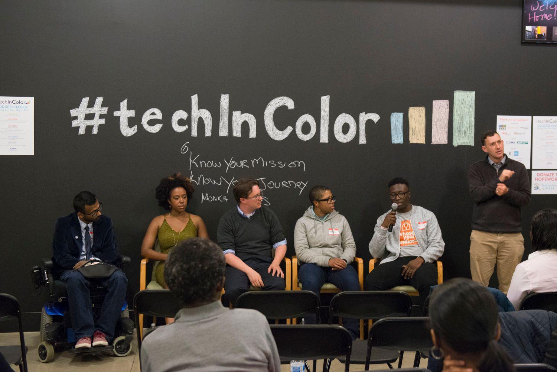 #TechInColor: Diversity in Technology, Philadelphia