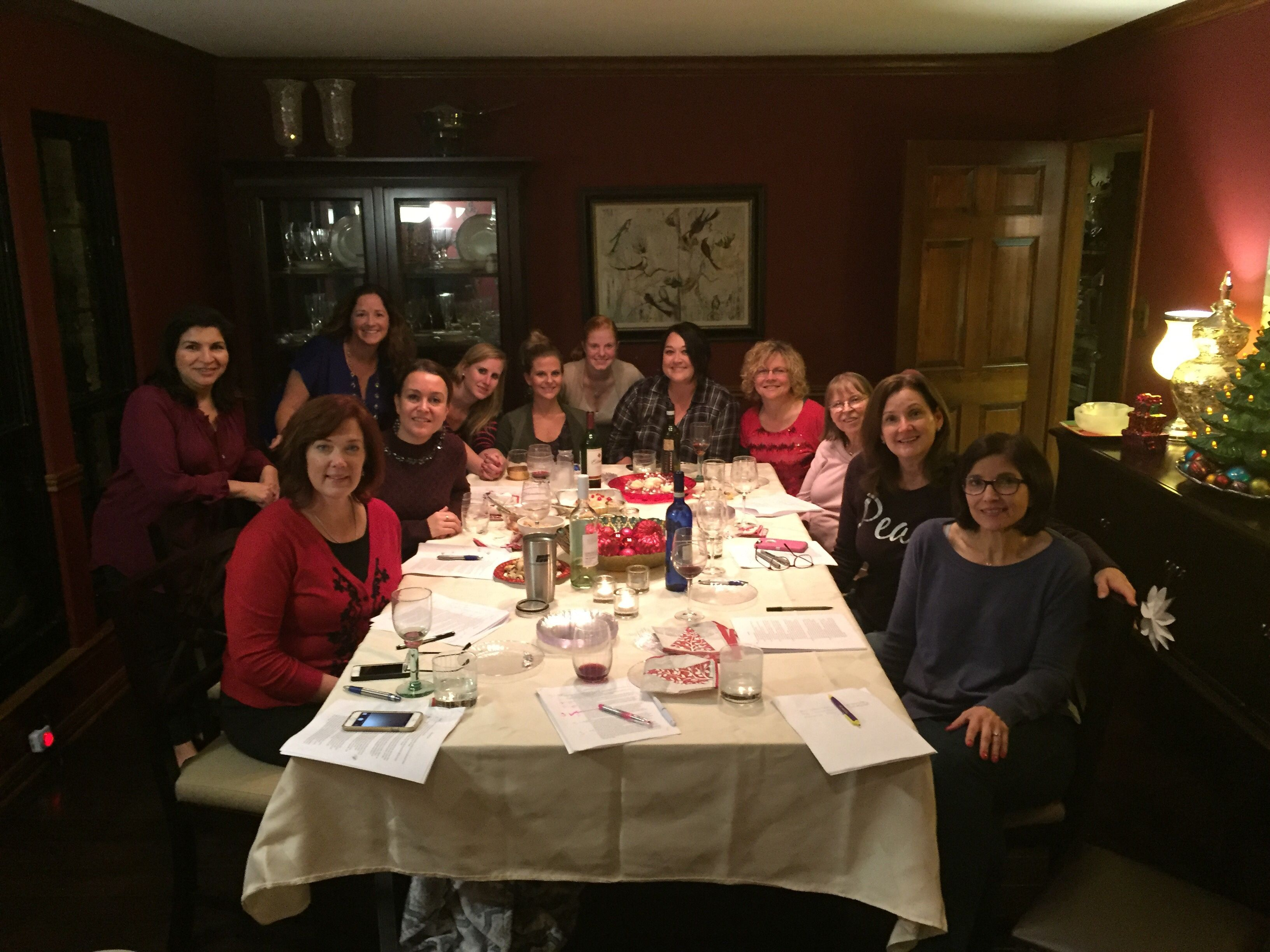 Wine, Women and Readers Book Club of North San Antonio