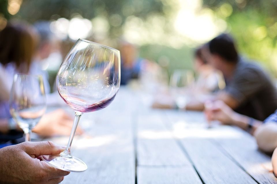 Blind Wine Tasting DC