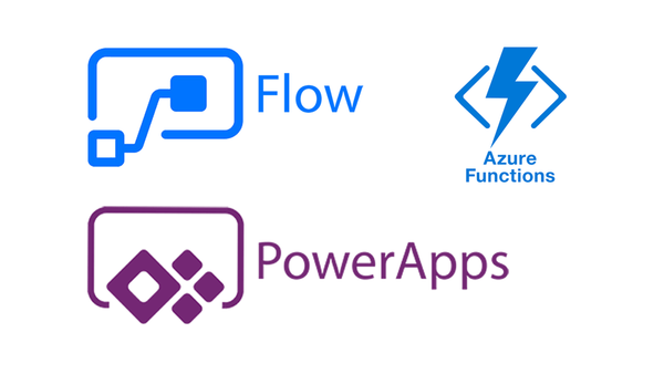 Building solutions with PowerApps, Flow and Azure Functions