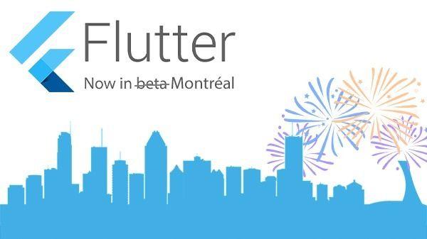Flutter Montréal