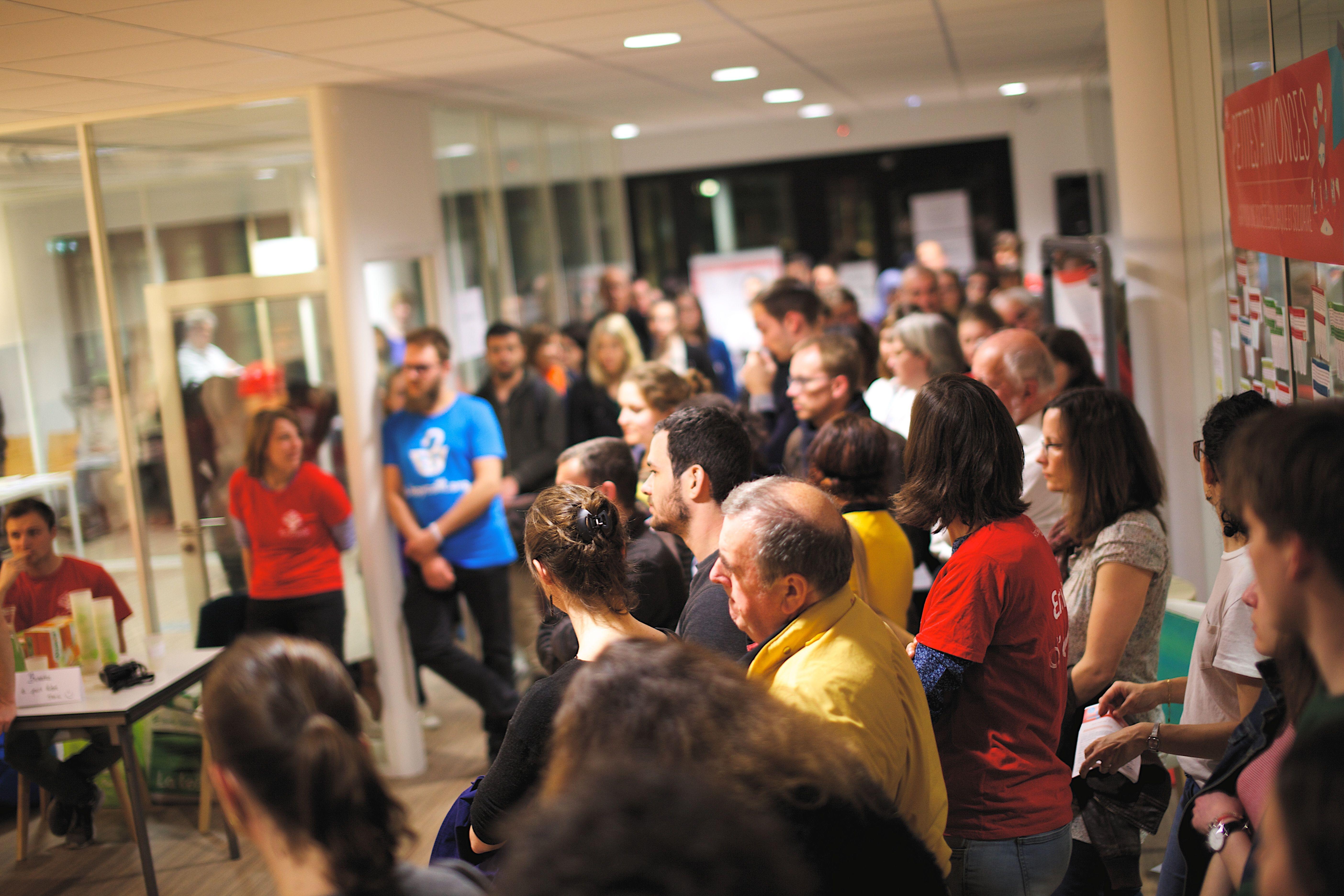 Agir pour une société écologique et solidaire - Lyon