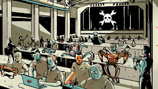 Hackaday Los Angeles Meetups