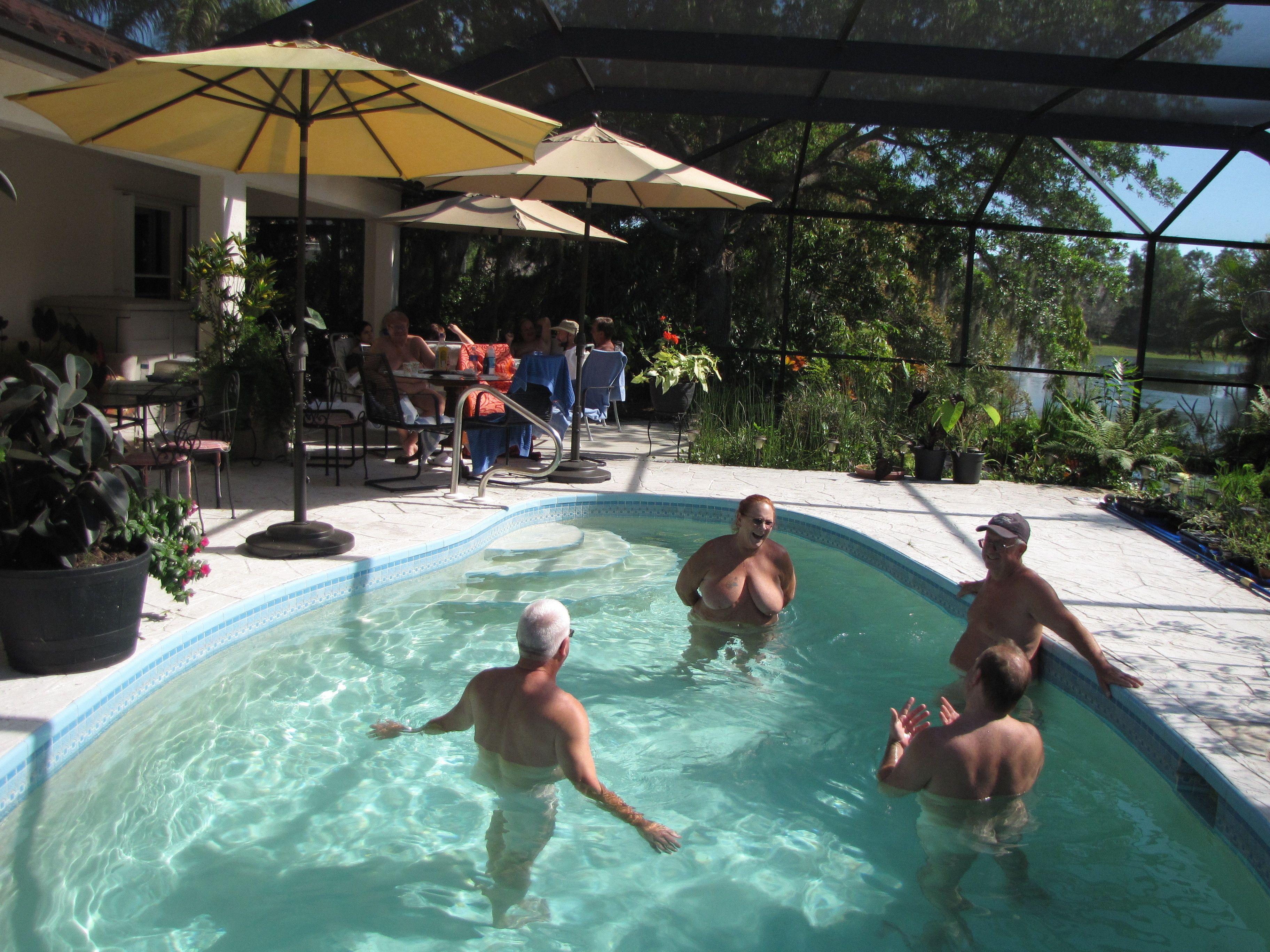 Bluebonnet nude resort not