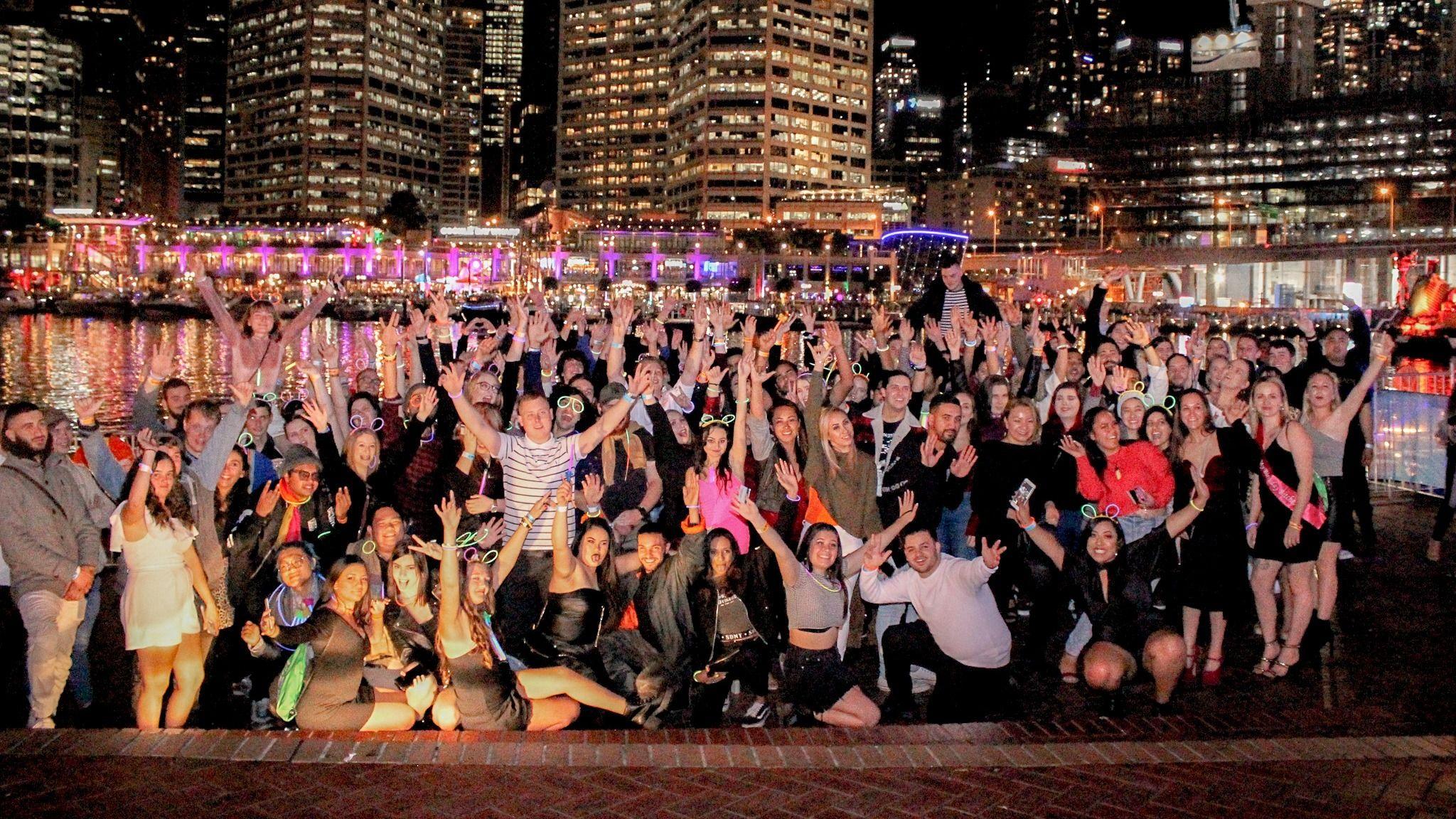 Sydney Under 30's Social Pub Crawls and Parties!