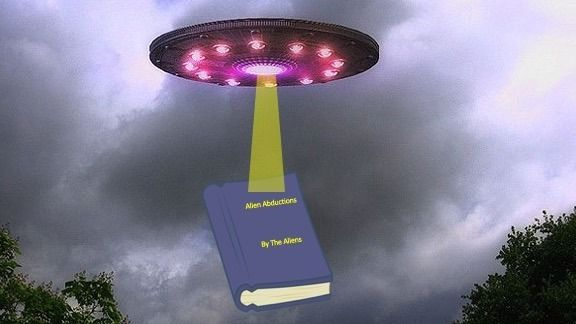 Unidentified Flying Books (The UFO Book Club)
