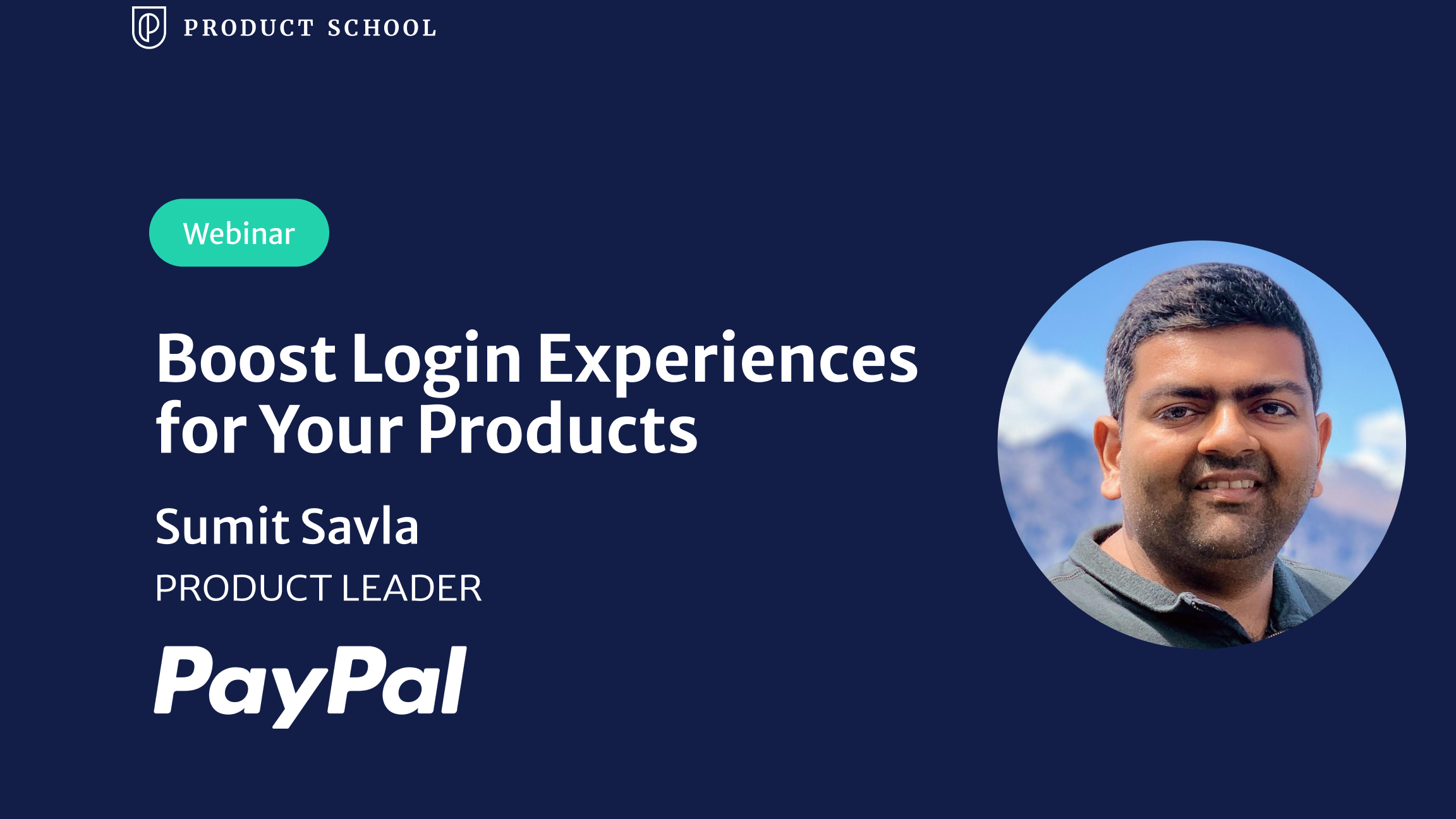 Webinar Boost Login Experiences for Your Products by PayPal ...