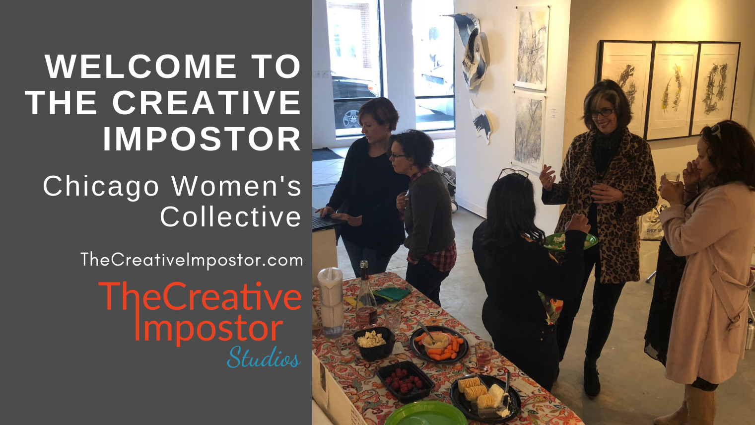 The Creative Impostor: Chicago Women's Collective