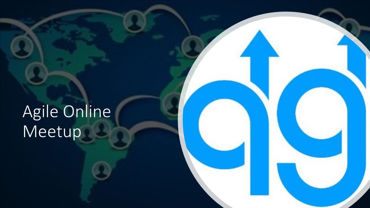 Agile Online Meetup