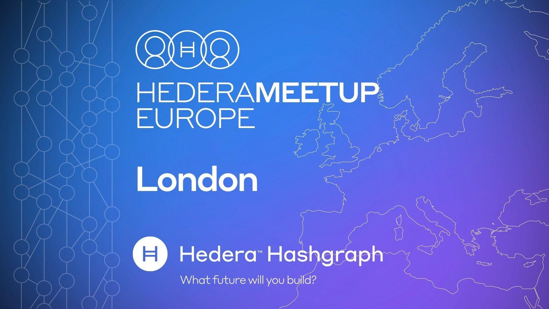 Hedera Hashgraph - London United Kingdom