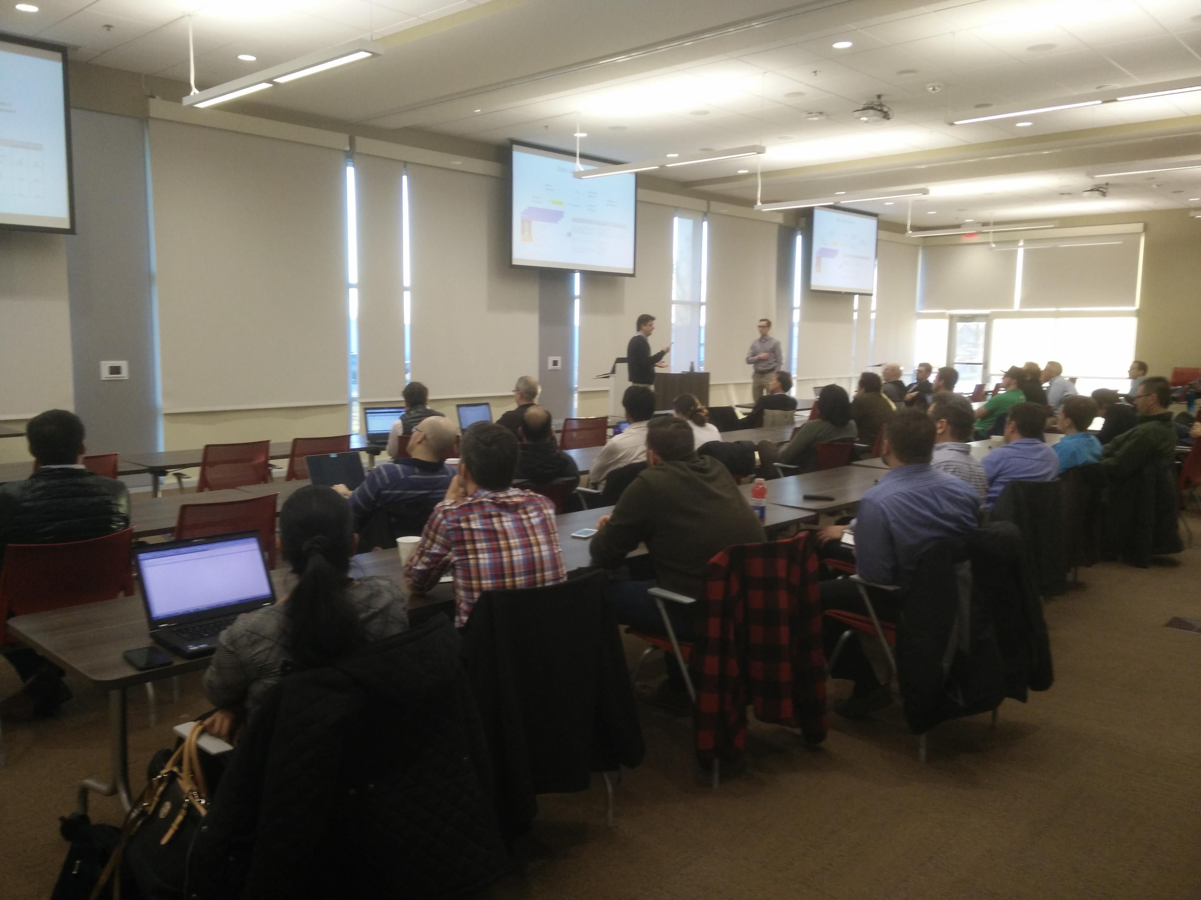 Big Data and Hadoop Users Group of West Michigan