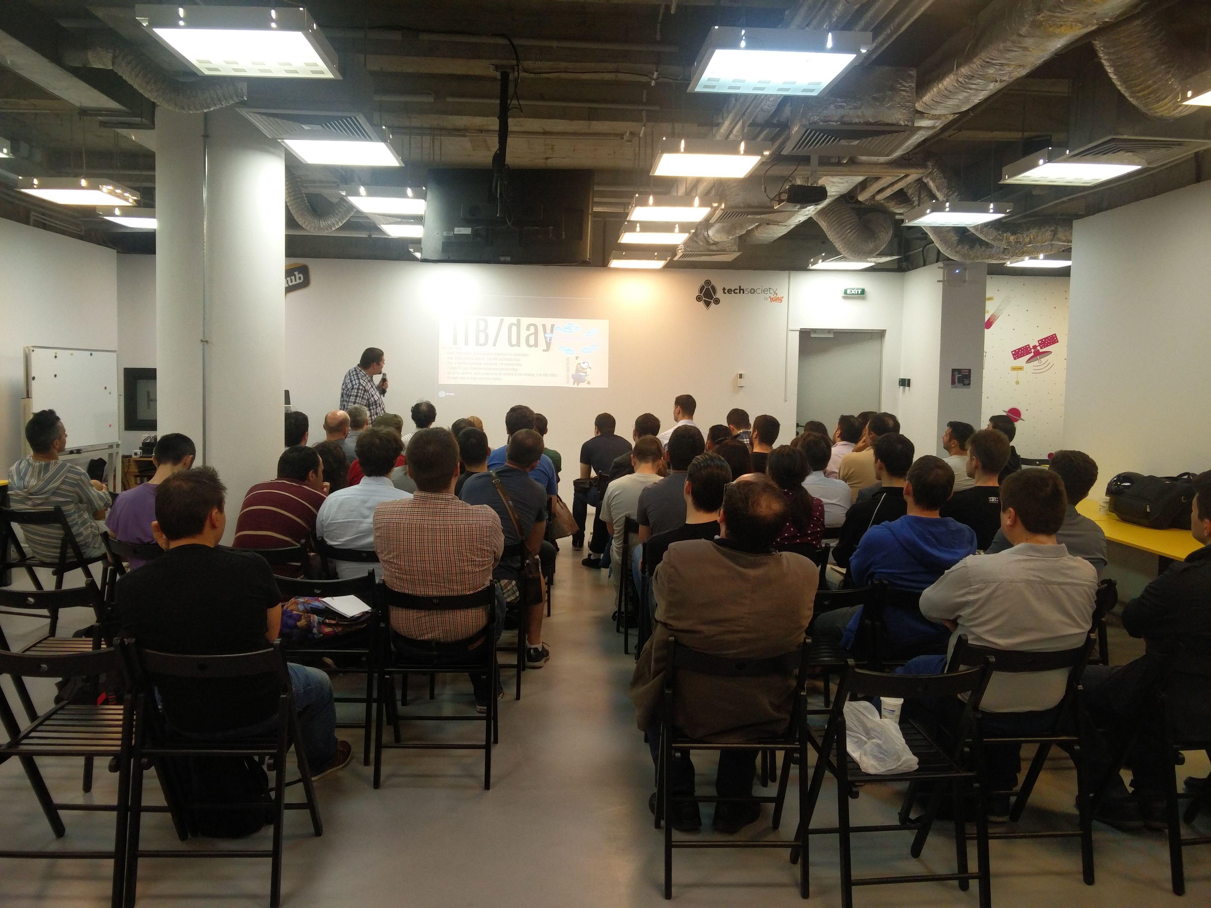 Bucharest Big Data Meetup