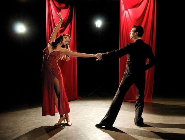 Lets Dance Update: Foxtrot And Swing Workshop & Practice Party!