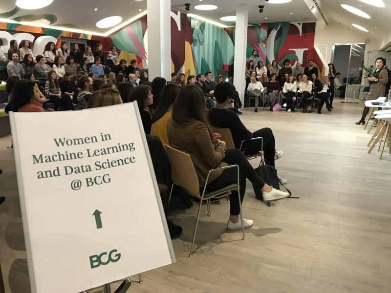 Milan Women in Machine Learning and Data Science