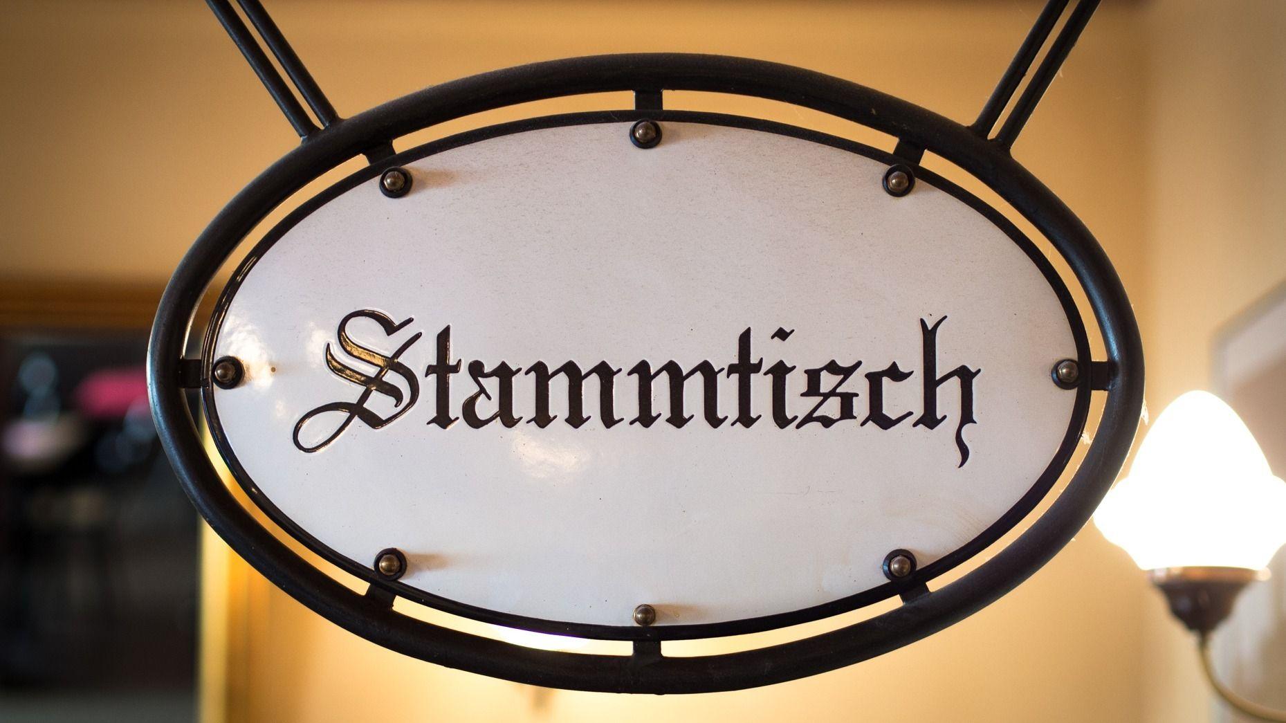 Stammtisch - Lake Zurich