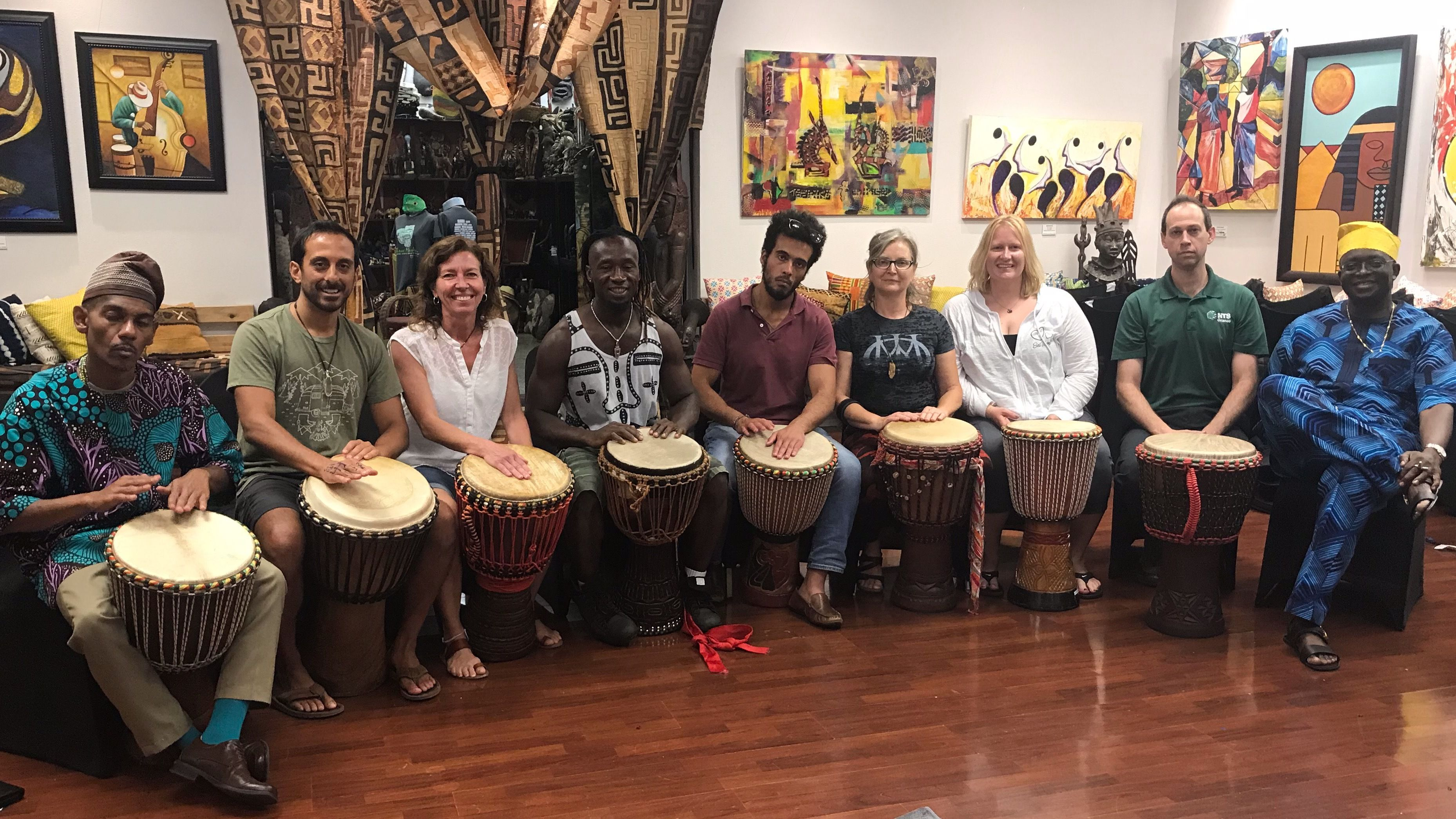 African Dance and Drum in Orlando