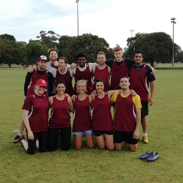 Photos - Play Touch Football (Rugby) (Melbourne)