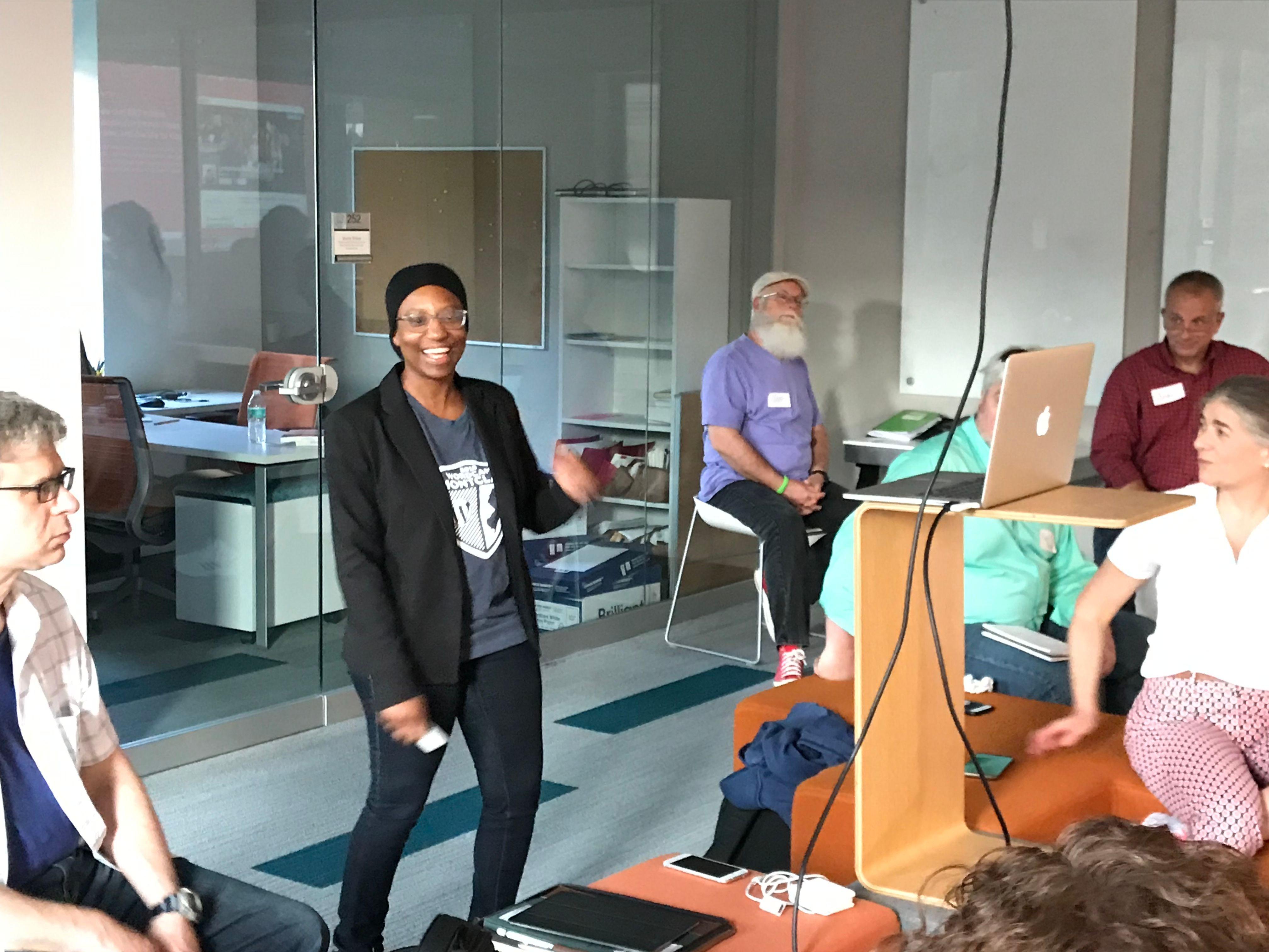 Philly 'burbs WordPress Meetup