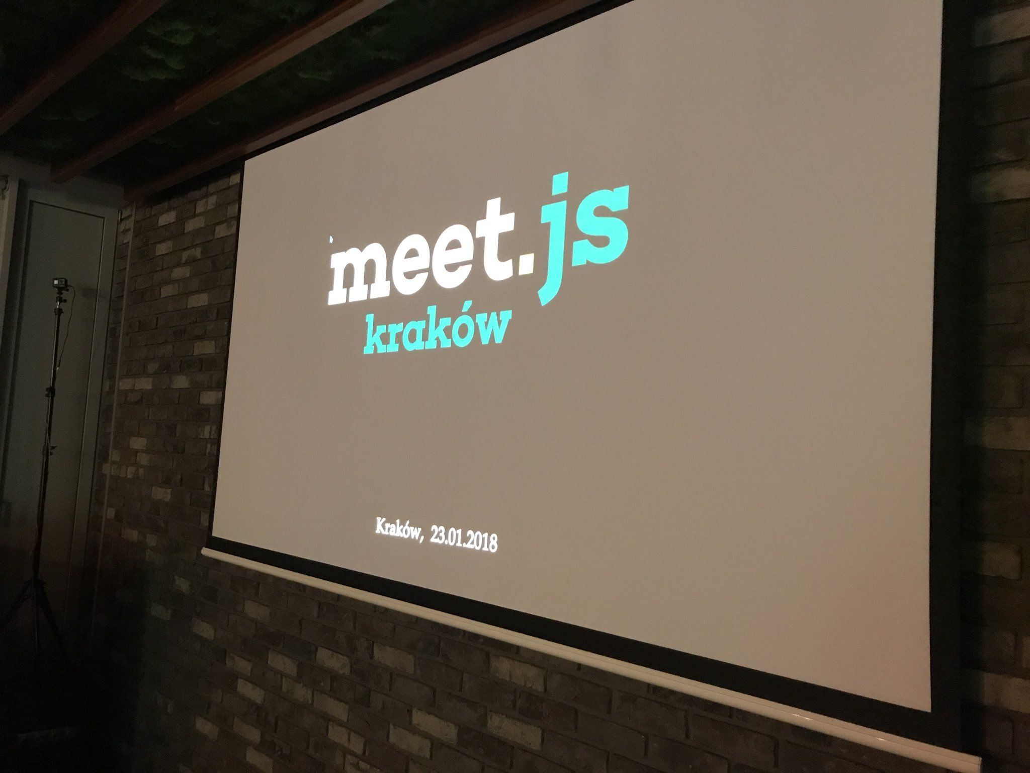 Meet js KRK December [EN] | Meetup