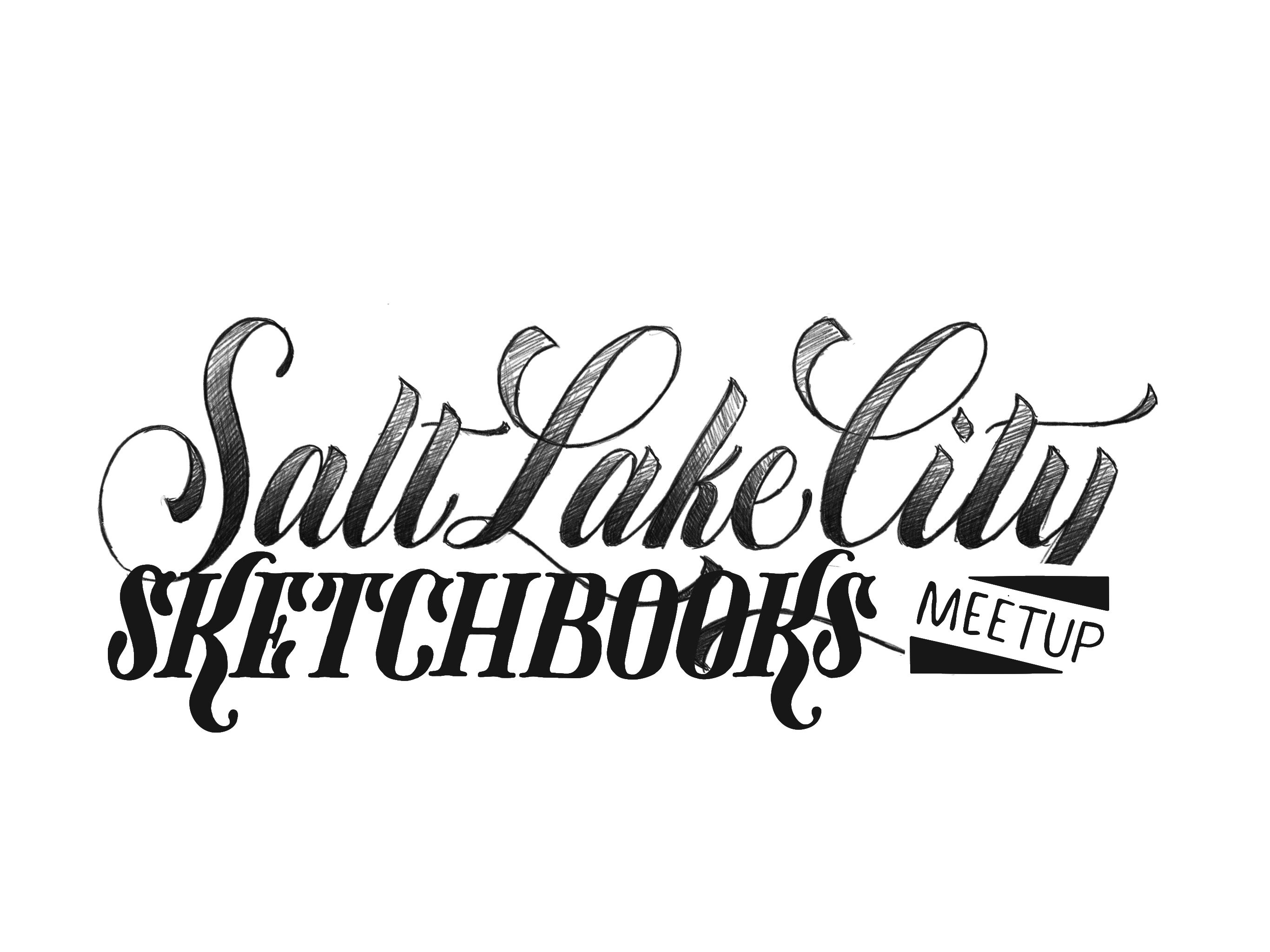 Salt Lake City Sketchbooks