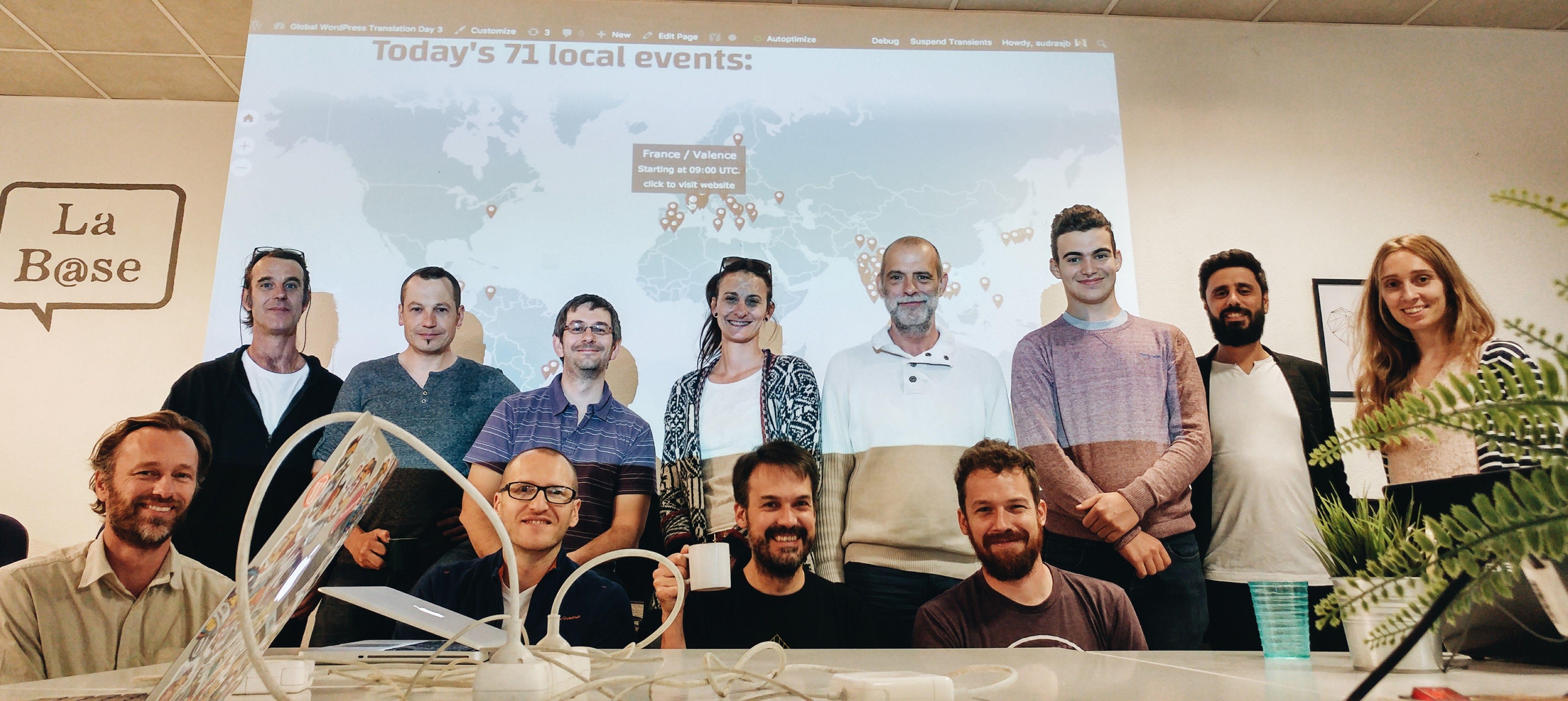 WP Drôme-Ardèche – Valence WordPress Meetup