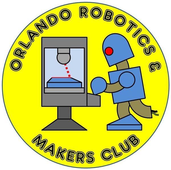 Orlando Robotics & Makers Club logo
