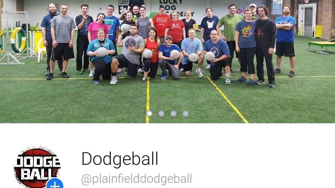 Plainfield Friday Night dodgeball