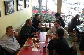 Seattle Startups Open Coffee